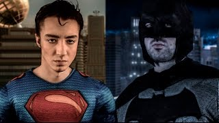 BATMAN VS SUPERMAN - Rap Battle