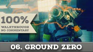 Quantum Break Walkthrough part 6 GROUND ZERO (Hard, All Collectibles)