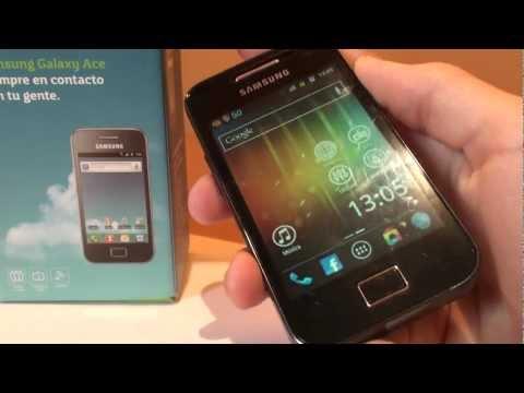 s5830i Galaxy Ace Español [Root]