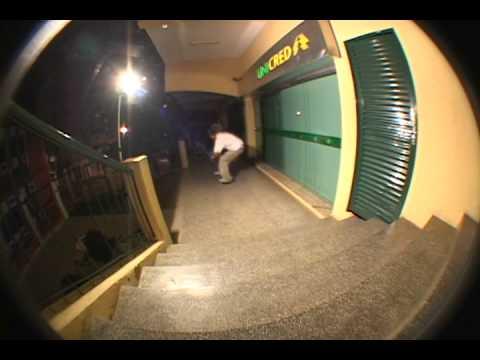 Cerezini Skate Shop apresenta: Danilo Dandi