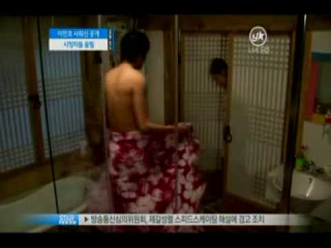 [news] Lee Min-Ho, shower Scene open 'hot' (이민호 샤워신 공개 '후끈') Music Videos
