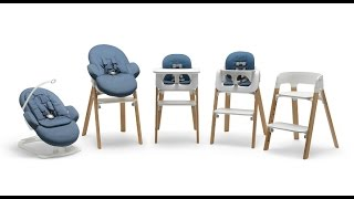 Stokke Steps High Chair System: Cool Baby Gear Review