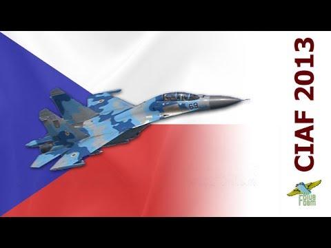 Report: Czech International Air Fest 2013, Hradec Kralove