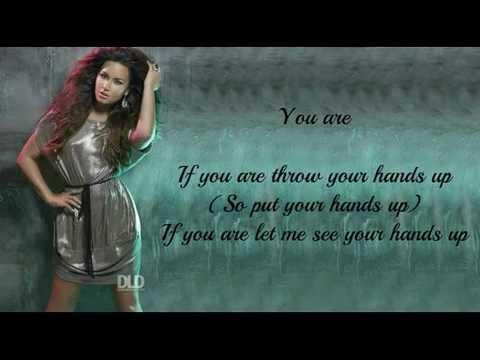 Demi Lovato Yes I Am
