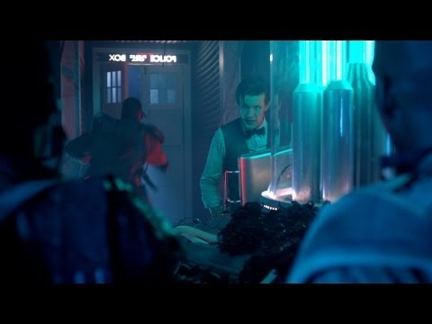Self Destruct - Journey to the Centre of the TARDIS - Doctor Who Series 7 Part 2 (2013) - BBC One