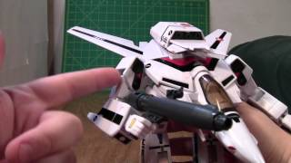 Macross VF-1 Valkyrie Review (Takatoku Bandai reissue rerelease)