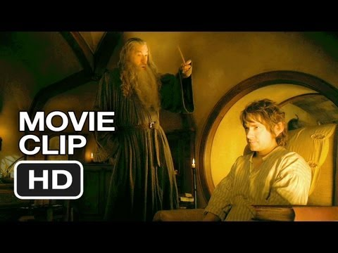 The Hobbit: An Unexpected Journey Movie CLIP - You Will Not Be The Same (2012) HD