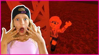 LAVA FLOOR is RISING!!! - I'm the only one who survived!