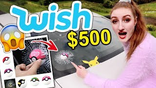 I SPENT $500 AT WISH!!! HUGE CAR ACCESSORIES HAUL AND MAKEOVER (2019)