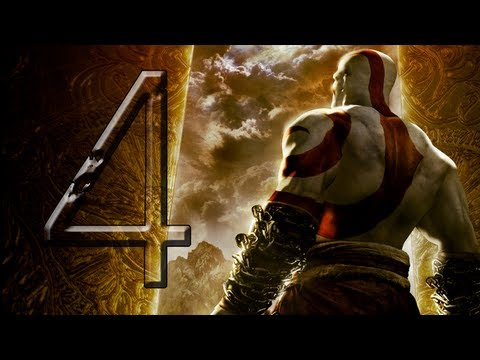 God of war - God of war Chains of olympus | El templo de Morfeo | Parte 4 |