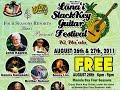 Lanai Slack Key Festival - Aug. 26 & 27, 2011 - Lanai, Hawaii