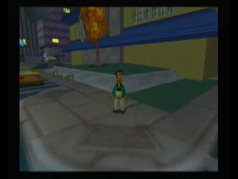The Simpsons Hit and Run Walkthrough pt15