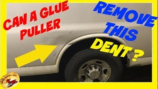 DIY TIPS & TRICKS TO REMOVING a BAD DENT, Car,Truck Any Vehicle