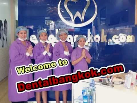 Bangkok dental clinic Thailand showcase