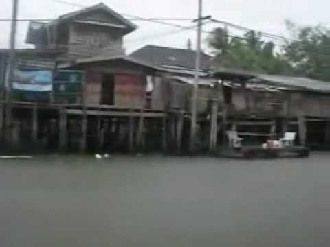 Khlongs (canaux) Nonthaburi