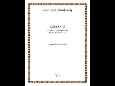 Tchaikovsky - Cello Concerto (Complete)