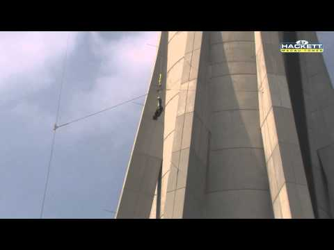 MACAU NEWS: HC 2015's NOEL braves the bungy jump at Macau Tower!