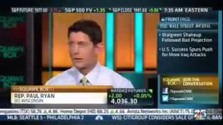 Paul Ryan: 'I Would Love to See Mitt Run Again'
