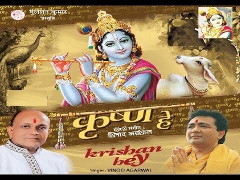 Krishna Hai Krishna Hai Krishna Bhajan By Vinod Agarwal Full...
