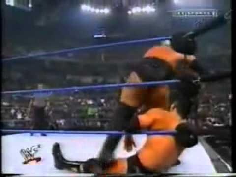 Rikishi Vs Kane Vs Undertaker Vs The Rock 2001 thumbnail