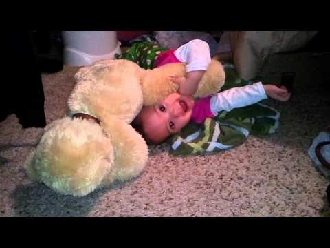 Maddy Starting To Walk.3gp video