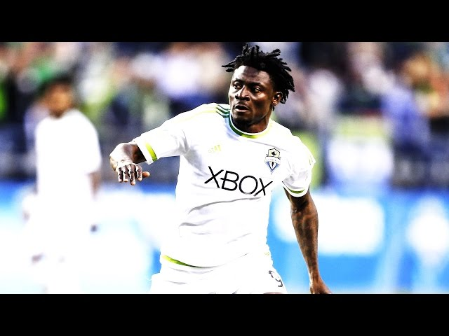 GOAL: Obafemi Martins' jaw-dropping golazo | Colorado Rapids vs. Seattle Sounders