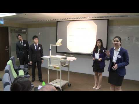 HSBC / HKU Asia Pacific Business Case Competition 2015 Round 4A1 University of the Philippines
