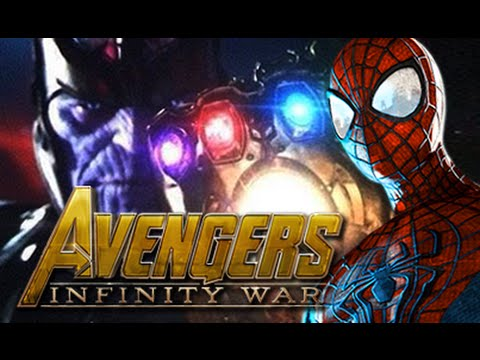 Marvel Wants Spider-man For 'avengers: Infinity War' Part I & Ii video
