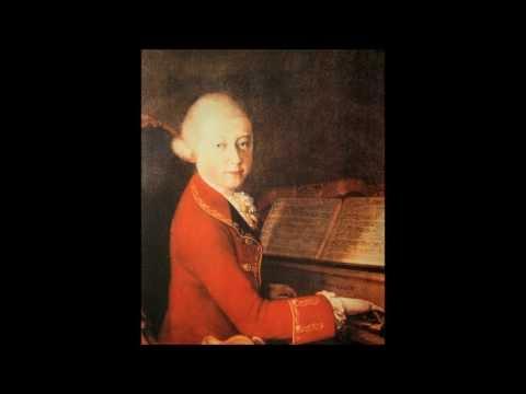 Моцарт Вольфганг Амадей - Соната для фортепиано до мажор (часть 1) (KV 309)