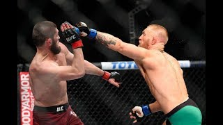 Conor McGregor vs Khabib Nurmagomedov: UFC 229 LIVE