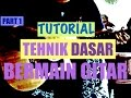 Download Belajar bermain gitar tehnik dasar 0.1 Introduction MP3 song and Music Video