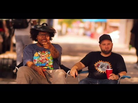 The Good People - Sidewalk Barbecue (feat. A-F-R-O & Termanology) [Official Music Video]