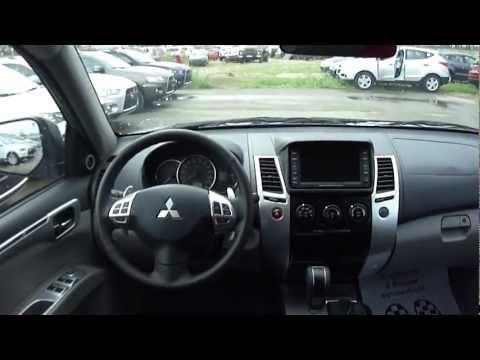 2011 Mitsubishi Pajero Sport. Обзор