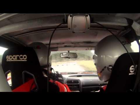 JM Rallyteam testday 2013