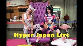 Hyper Japan London Live