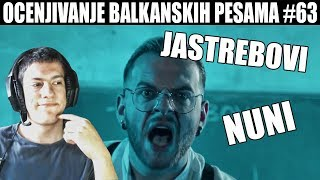 OCENJIVANJE BALKANSKIH PESAMA - NUNI - JASTREBOVI ( OFFICIAL MUSIC VIDEO )