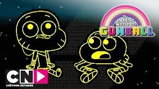 Удивительный мир Гамбола | Взлом компьютера | Cartoon Network