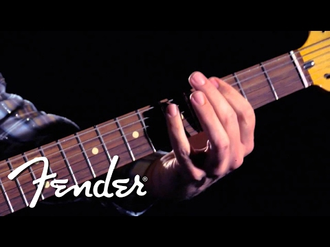 Fender Pawn Shop Super-Sonic Demo
