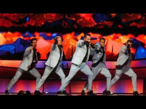 Backstreet Boys: In A World Like This Tour - Virginia Beach 2013 video