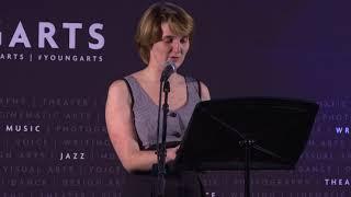 Charlotte Shuler Creative Nonfiction 2018 National Youngarts Week