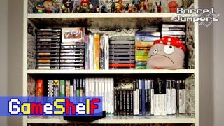 NES, Contra - GameShelf #1