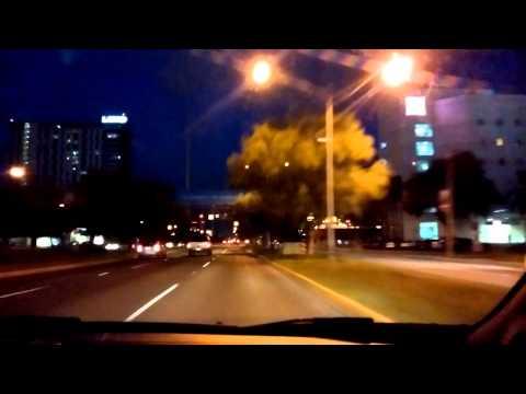 San pedro - Monterrey de noche