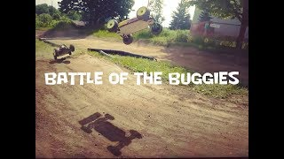 RC Buggy Battle - First time with the Tekno Eb48.4