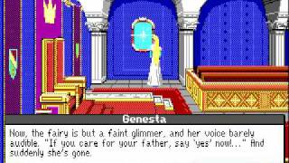 AdLib vs. Roland MT-32: King's Quest 4