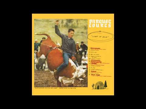 Parquet Courts - Donuts Only
