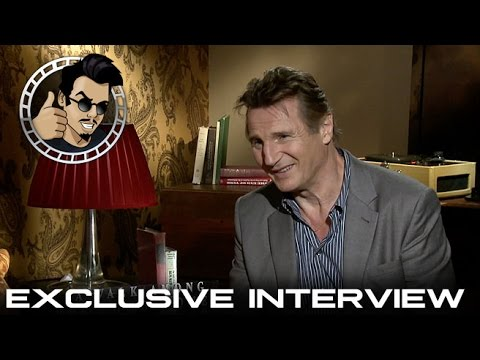 Liam Neeson Interview - A Walk Among The Tombstones (2014) HD