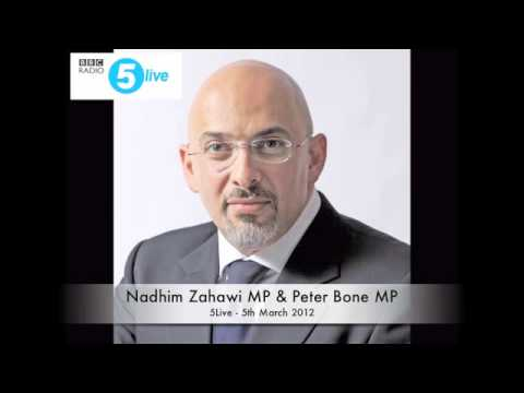 Conservative MP Nadhim Zahawi defends gay marriage plans on 5Live
