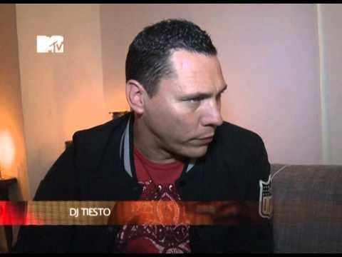 NewsБлок MTV: DJ TIESTO -- бездомный музыкант