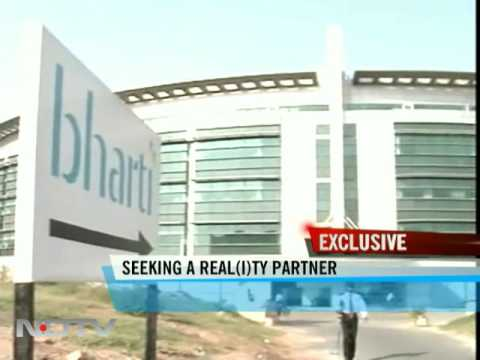 Bharti searching biz partner to boost presence in commercial realty