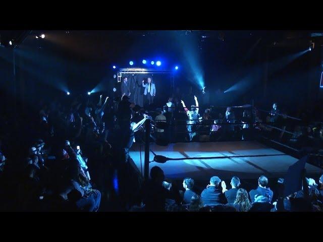ECCW BALLROOM BRAWL - Scotty Mac Addresses the Sold Out Crowd